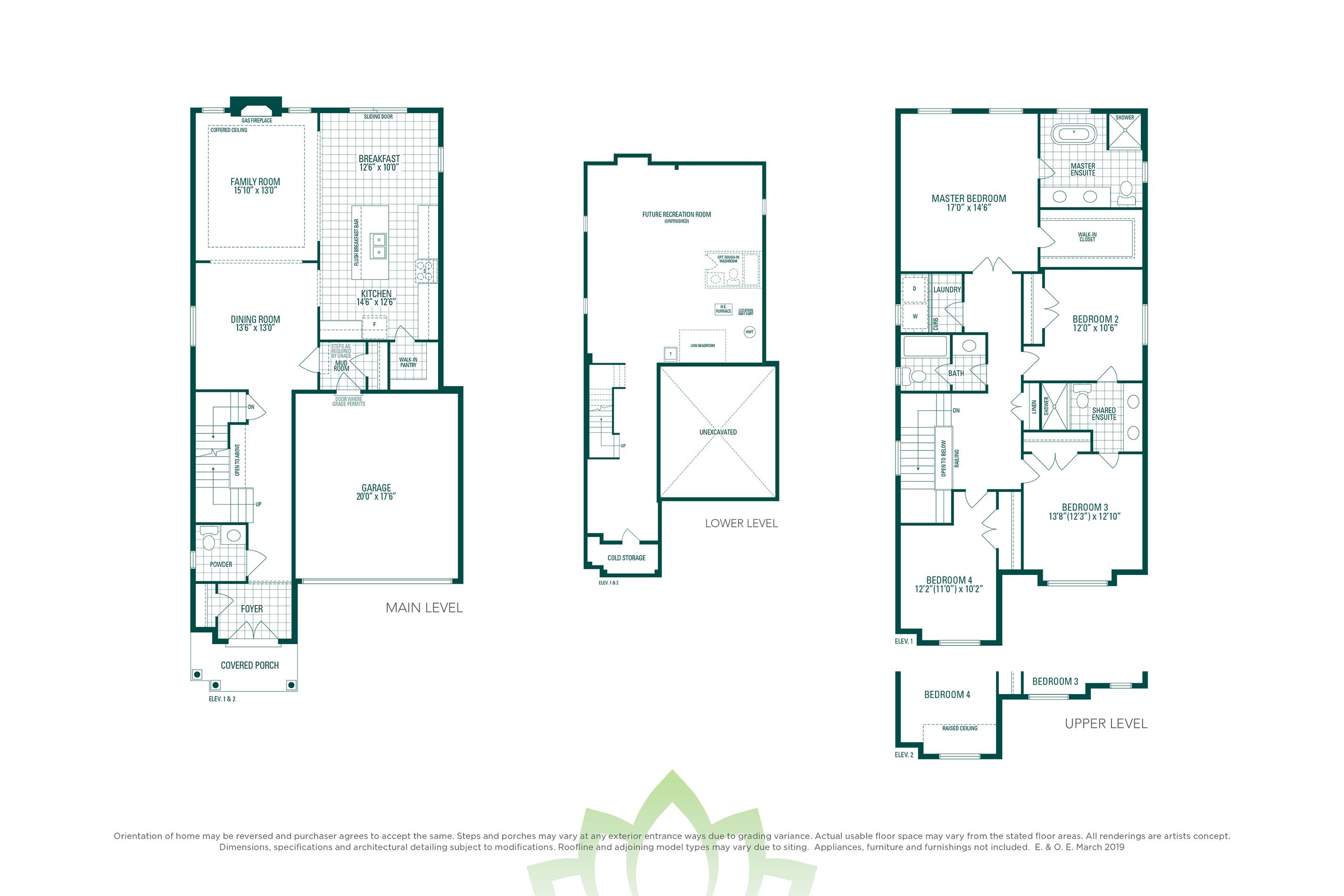 Barton 4 Floorplan