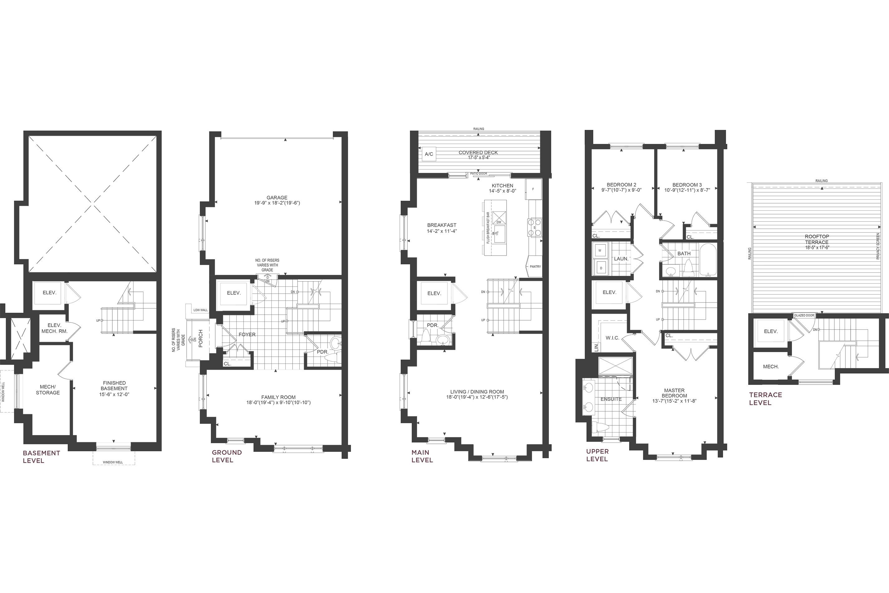 Carville Floorplan