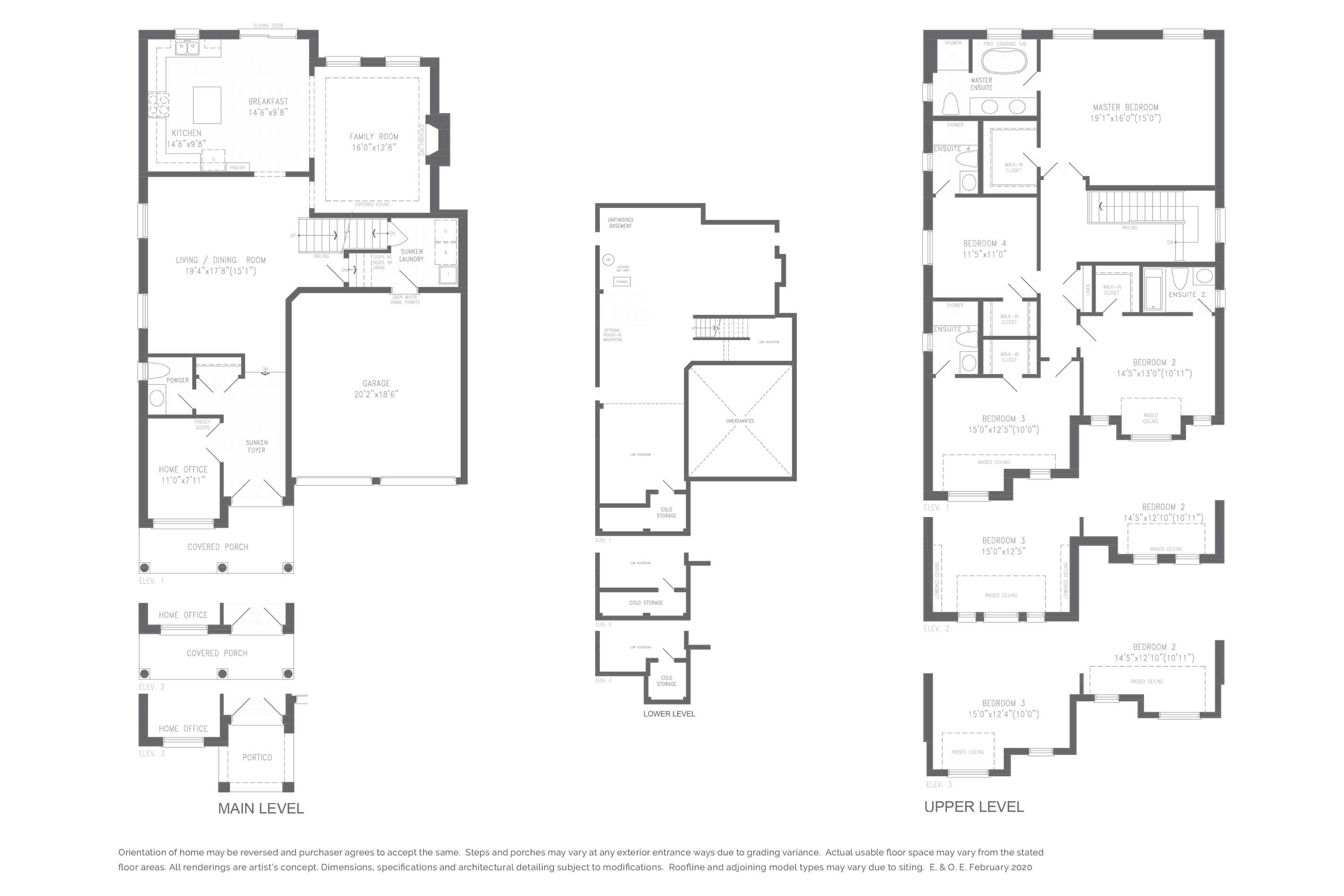 Glenway 3A Floorplan