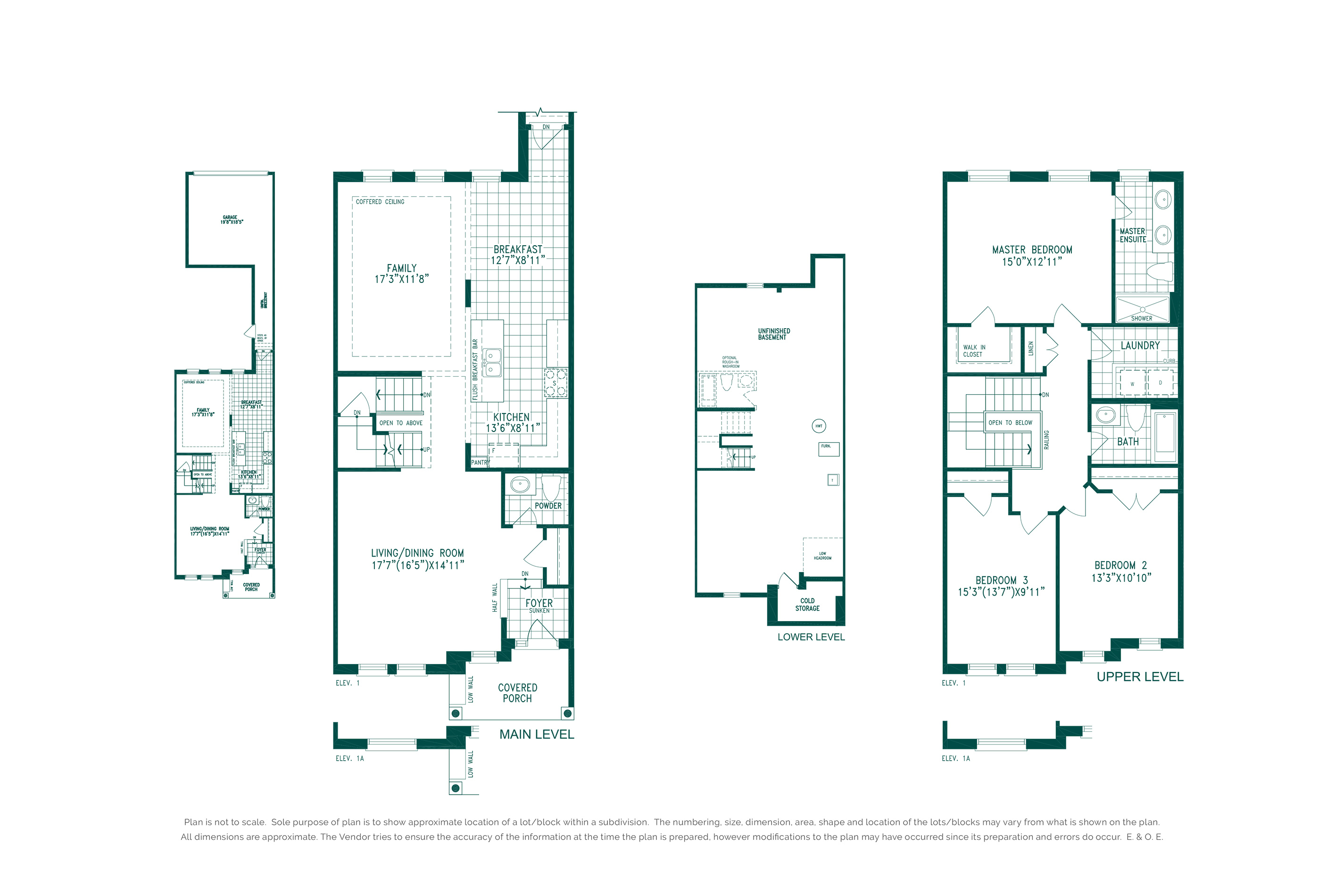 Holland 5A Floorplan