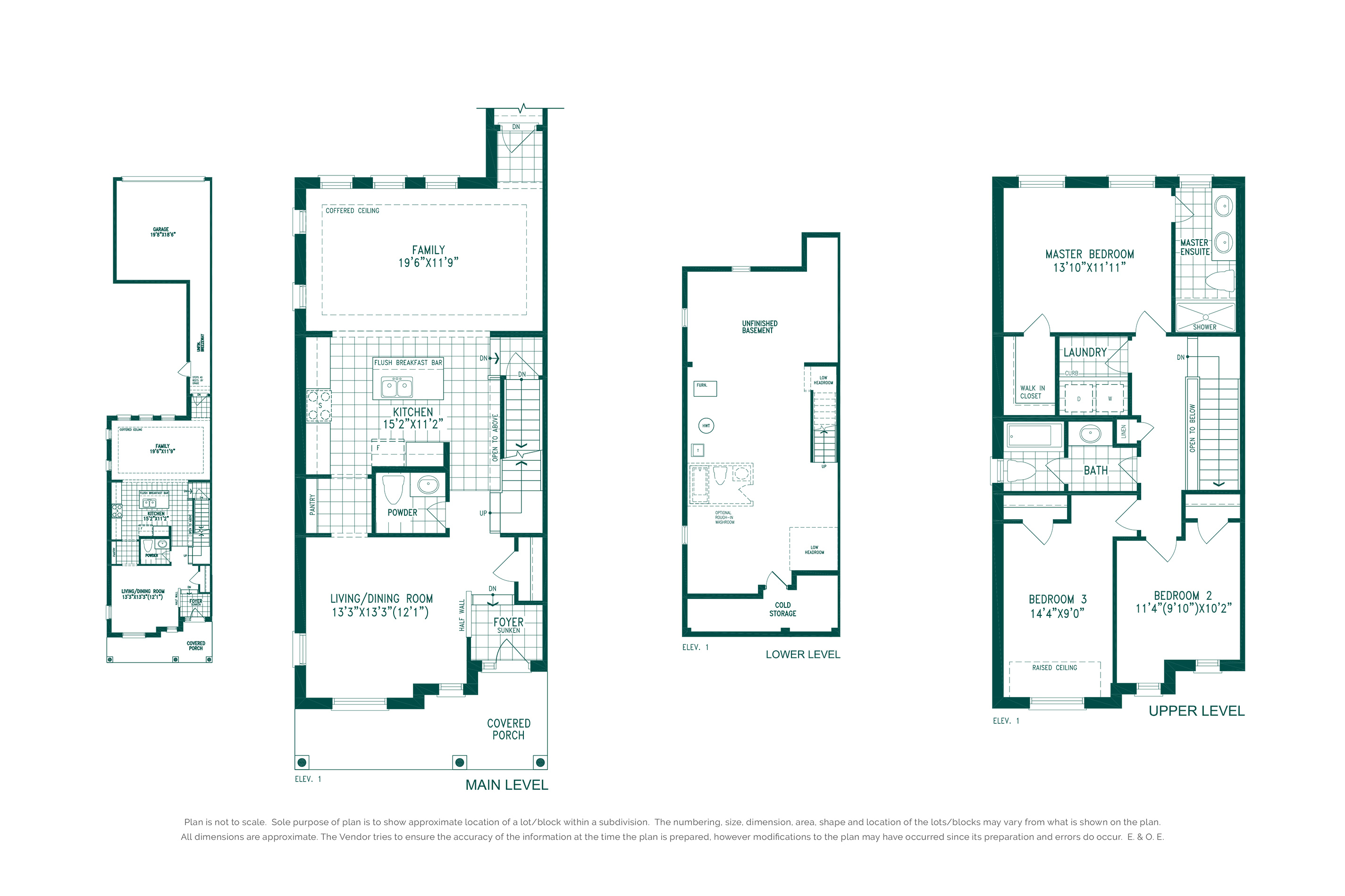 Holland 8E Floorplan