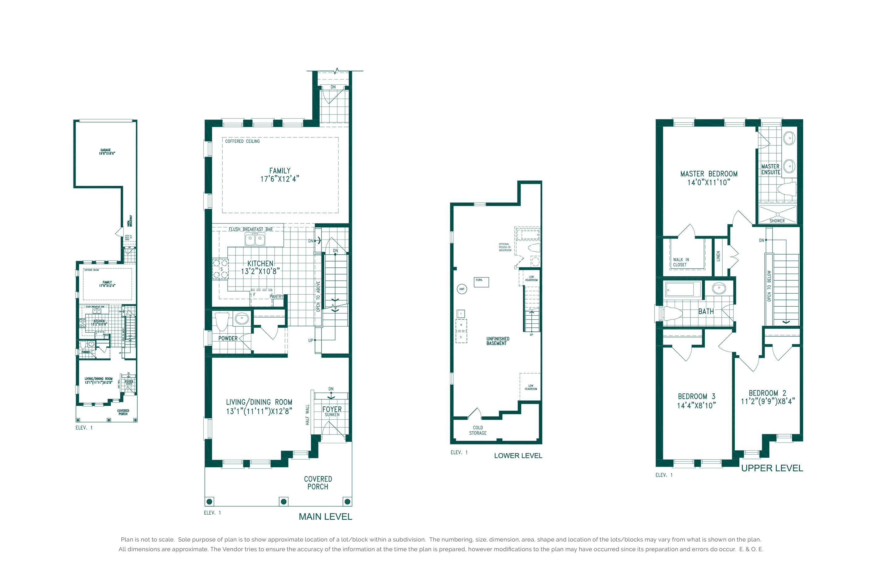 Holland 9E Floorplan