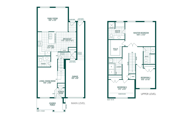 Ivy 4 Floorplan