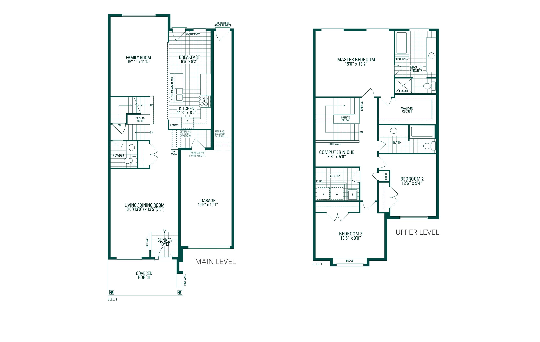 Ivy 5 Floorplan