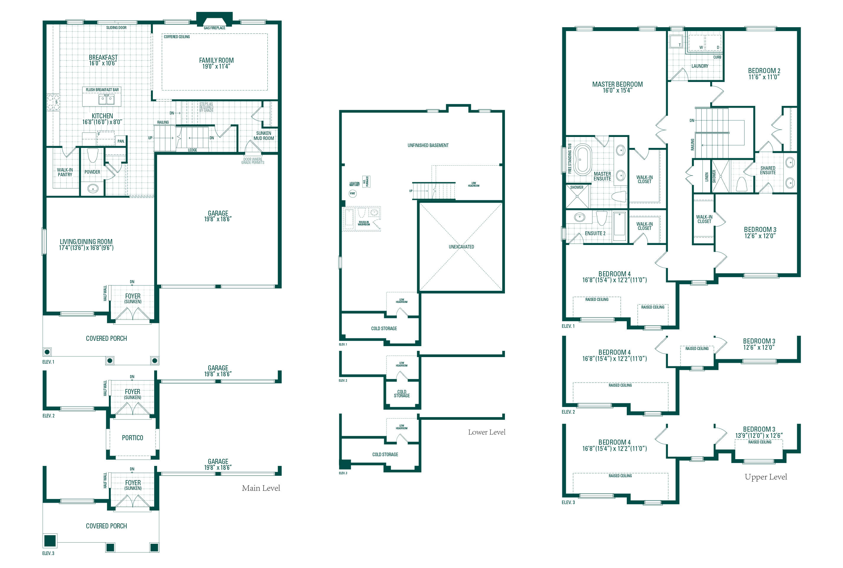 Kimberly Two Floorplan