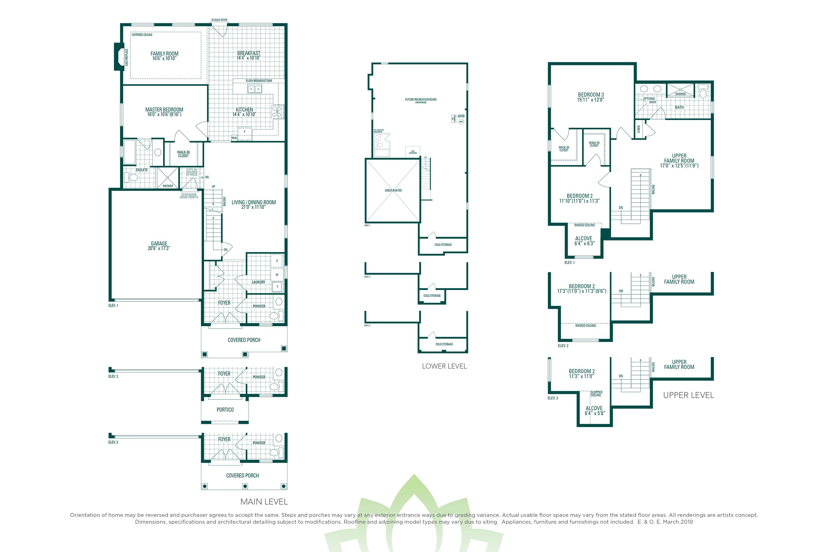 Kinmount 8A Floorplan