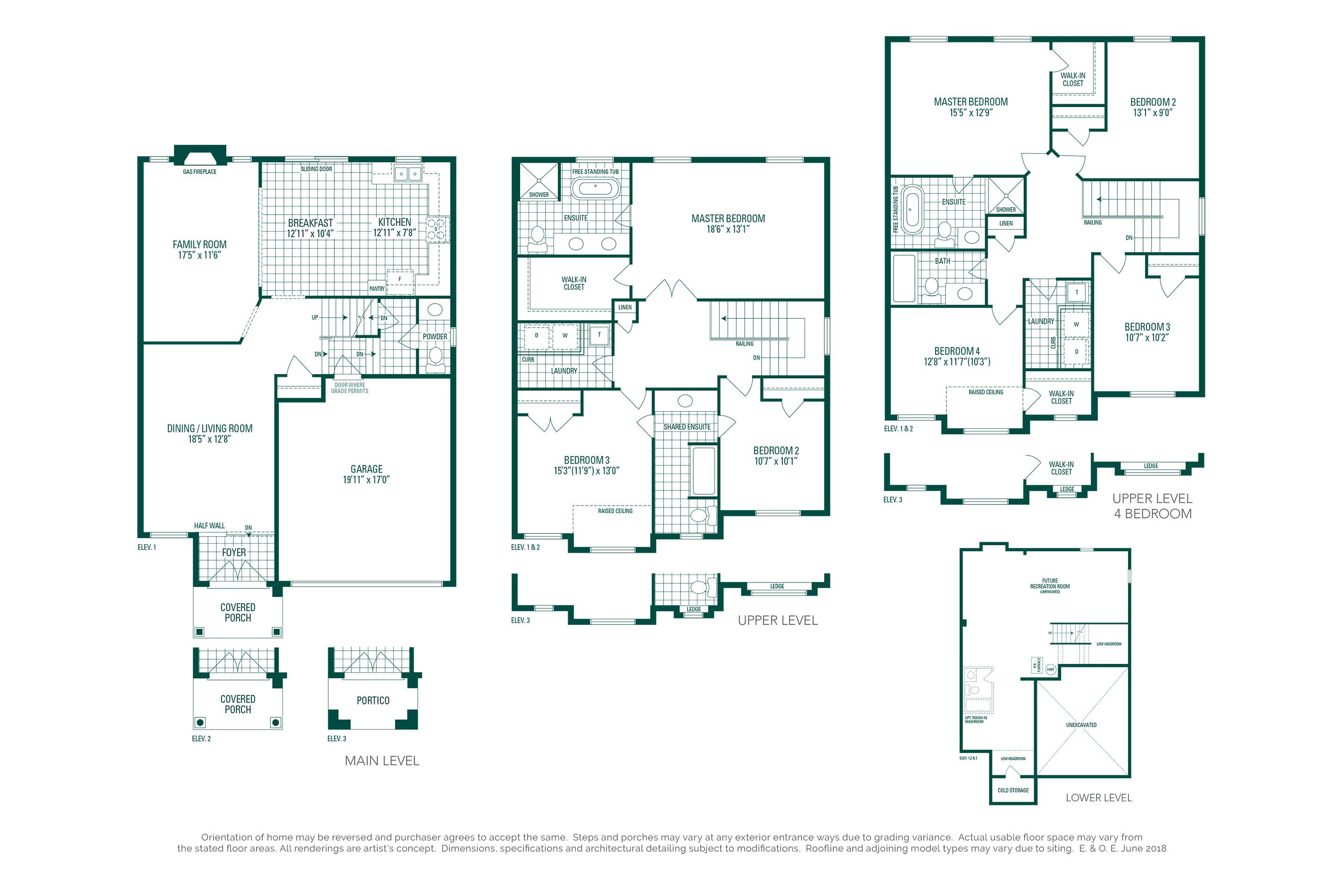 Millwood 1 Floorplan