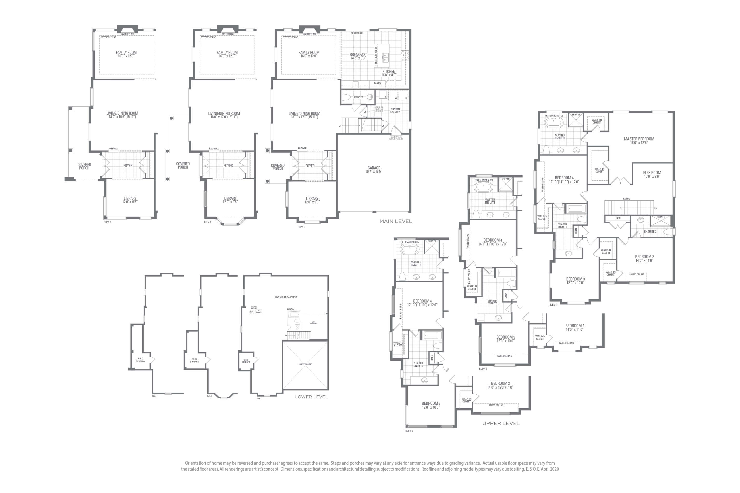 Mountainash Eleven Floorplan