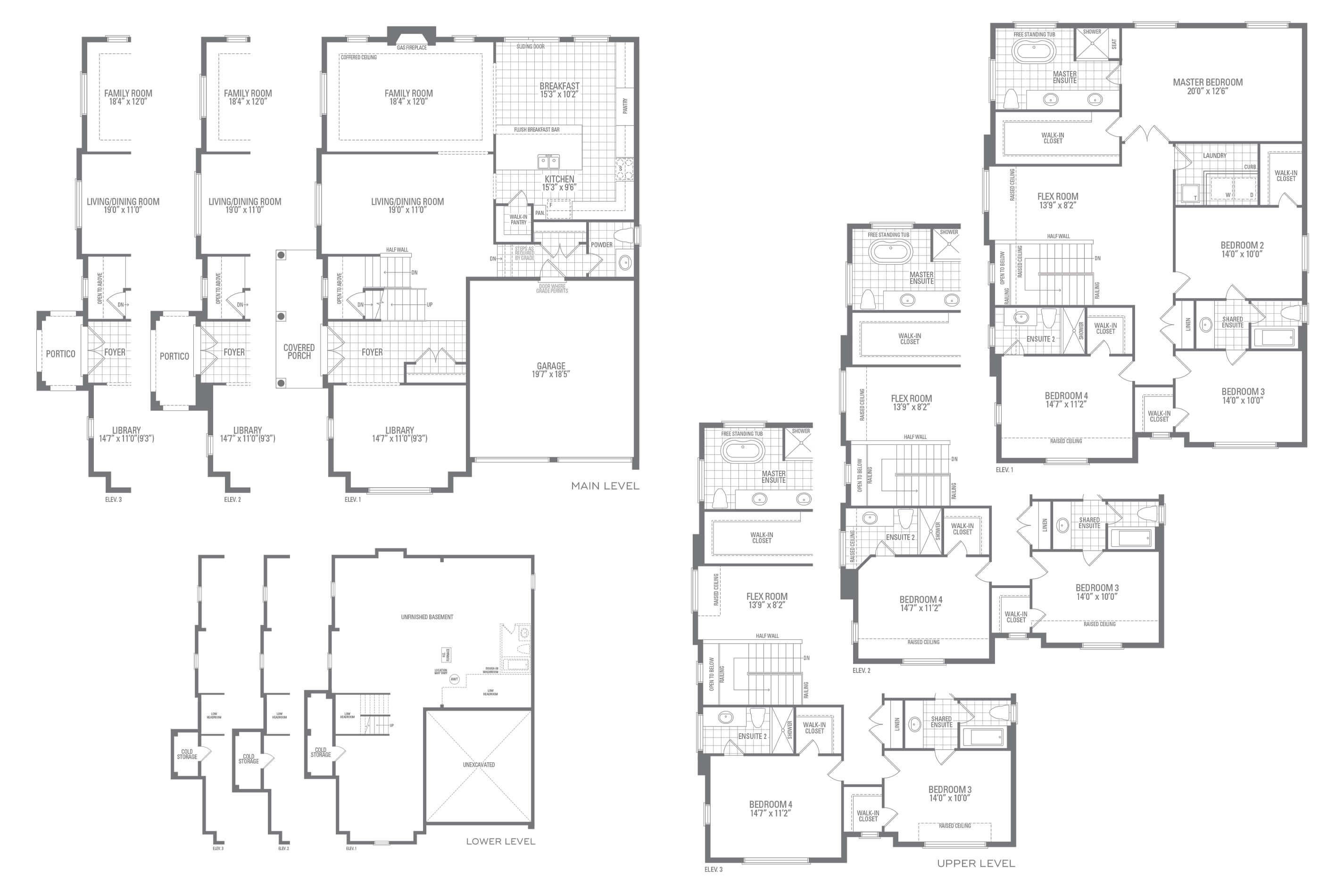 Mountainash Twelve Floorplan
