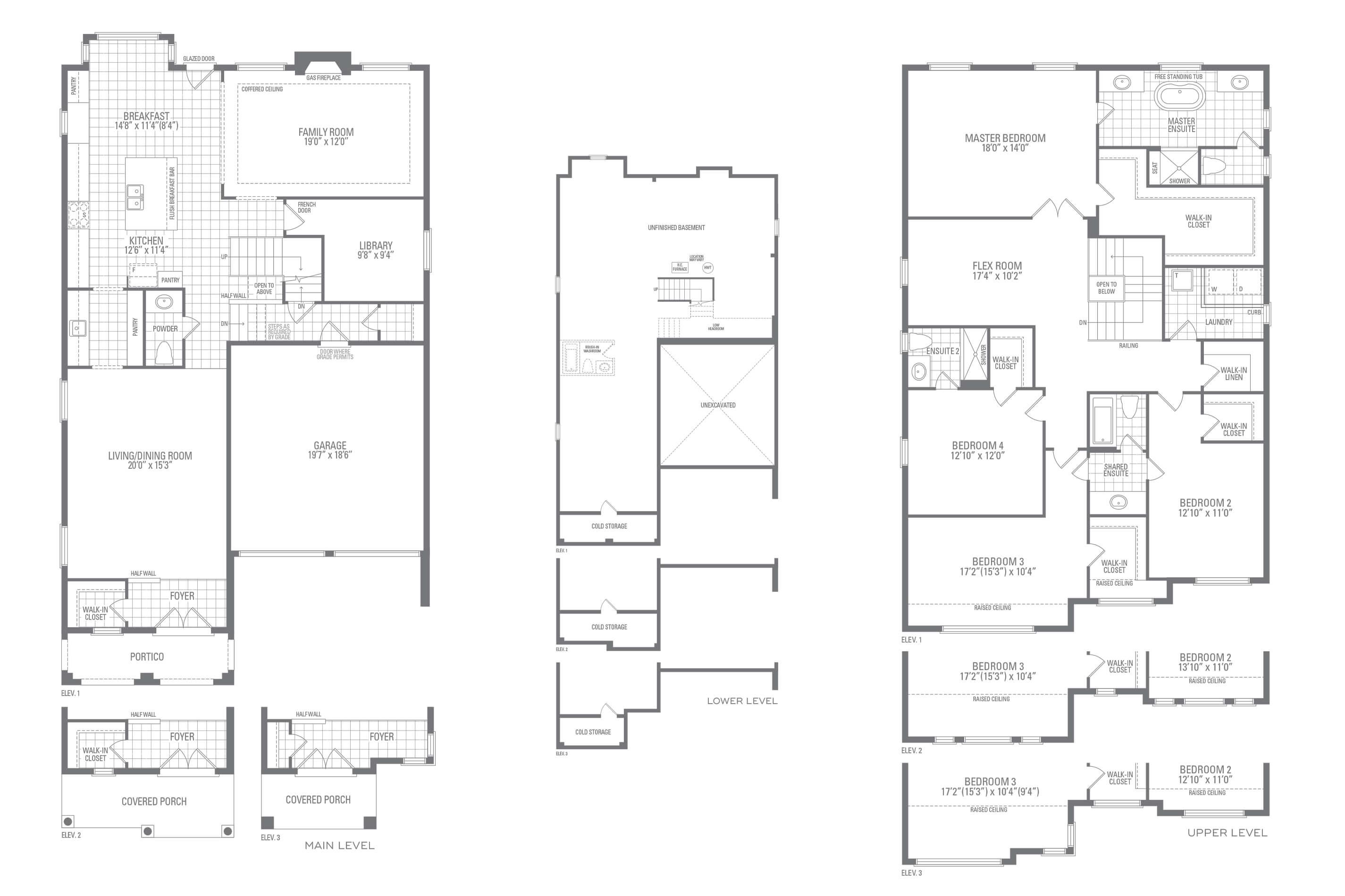 Mountainash Six Floorplan