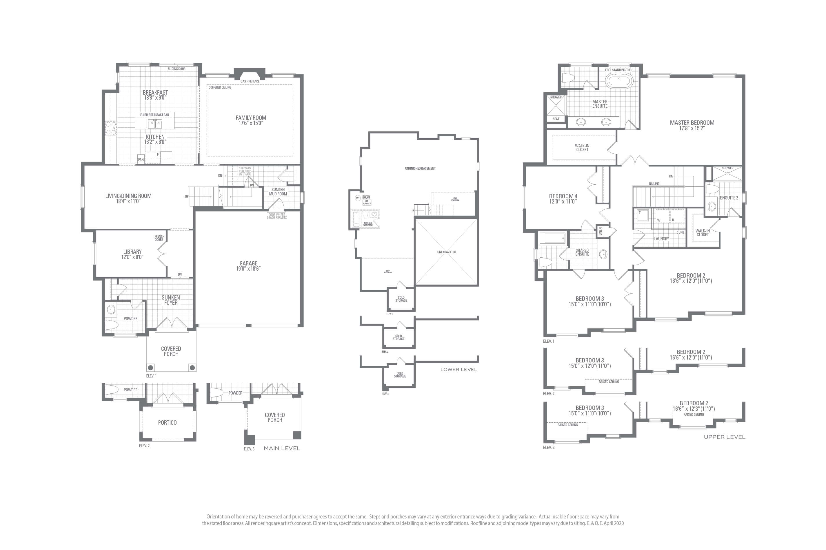 Mountainash Eight Floorplan