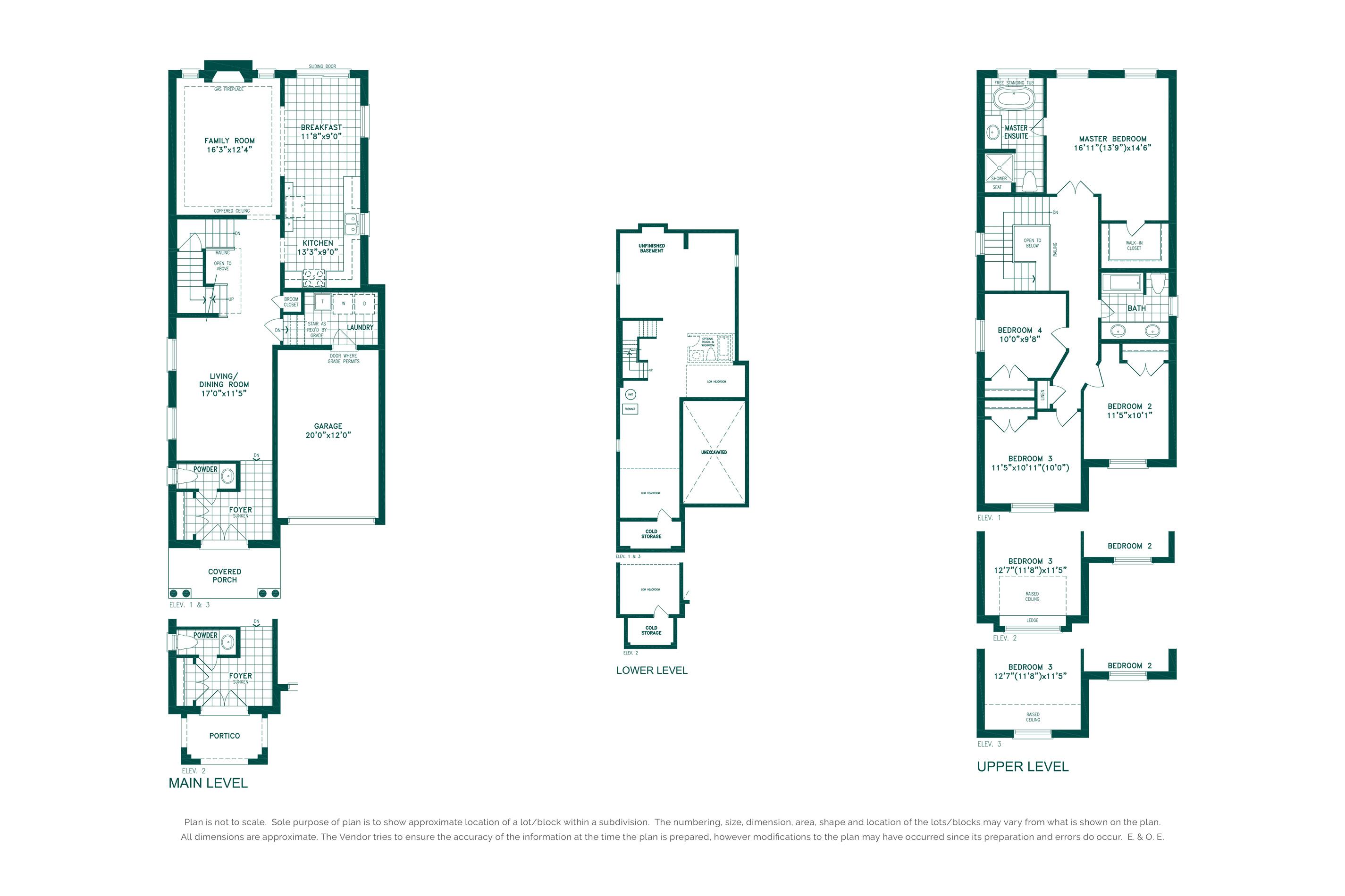 Newberry 2A Floorplan