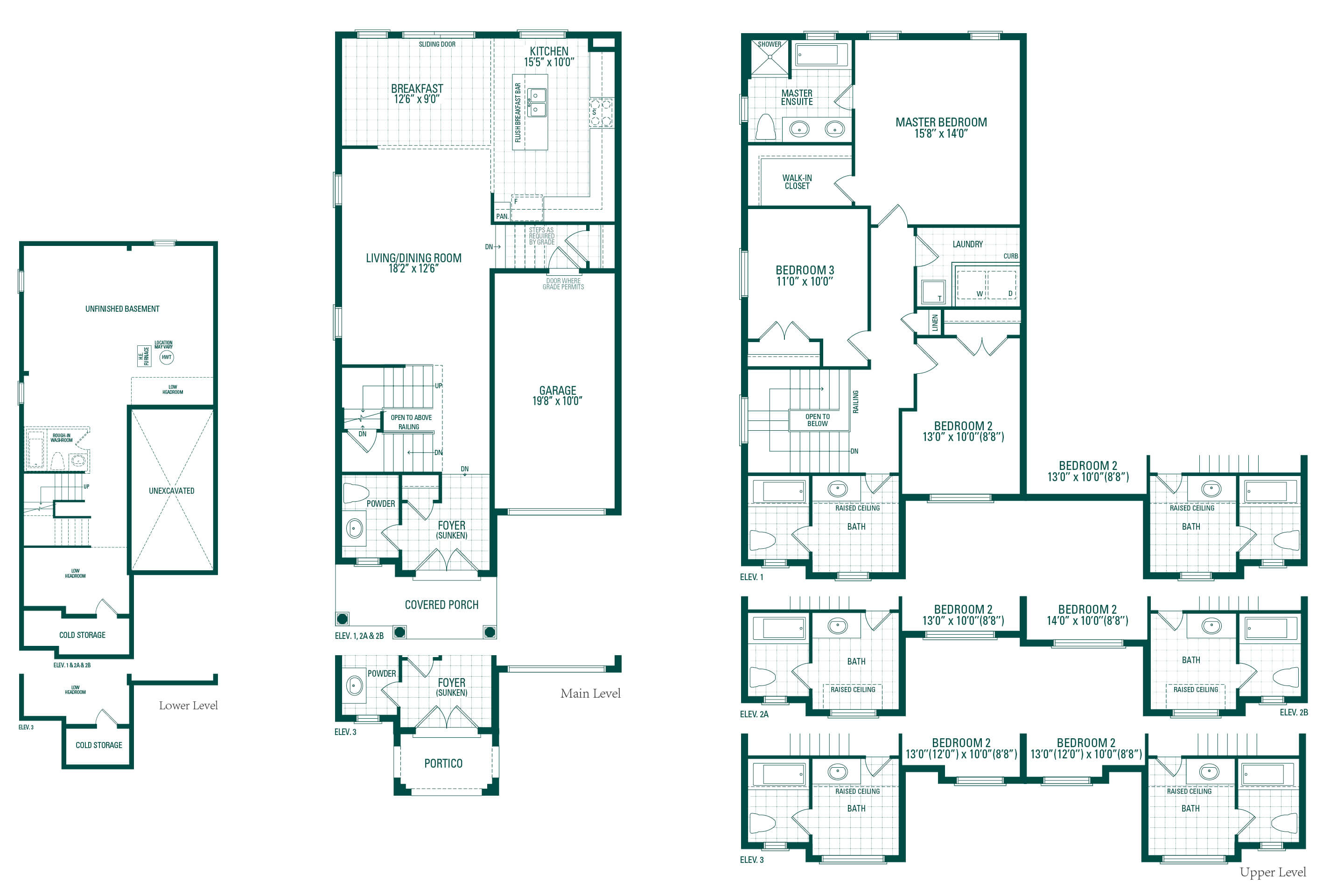 Peyton Two Floorplan