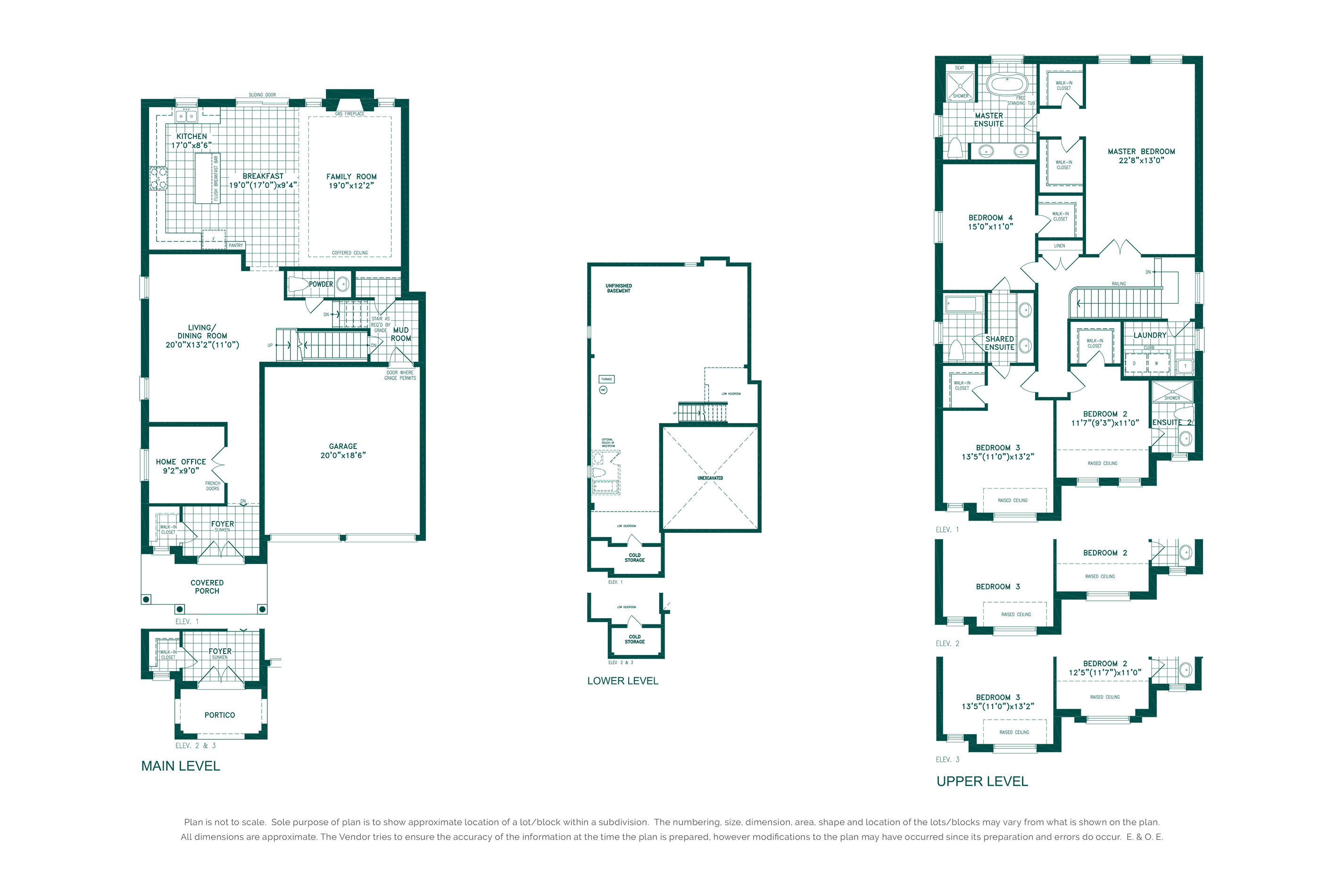 Pinebrook 2 Floorplan