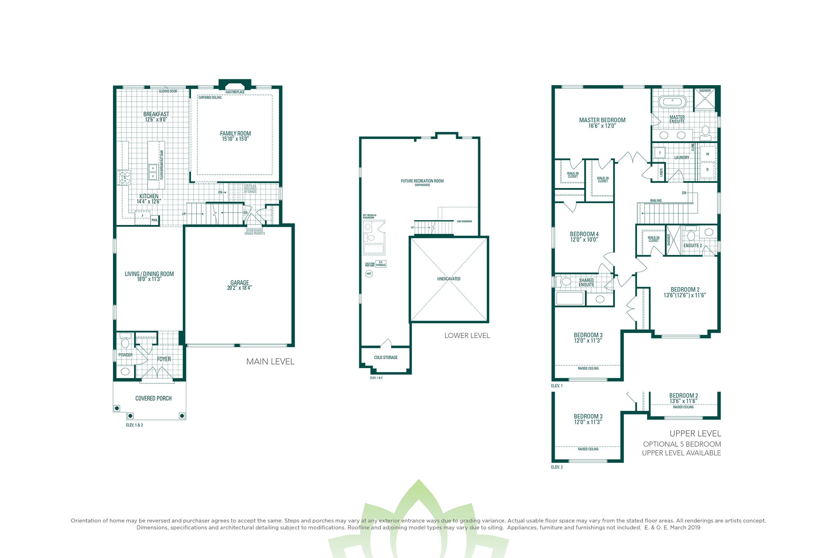 Preston 1 Floorplan