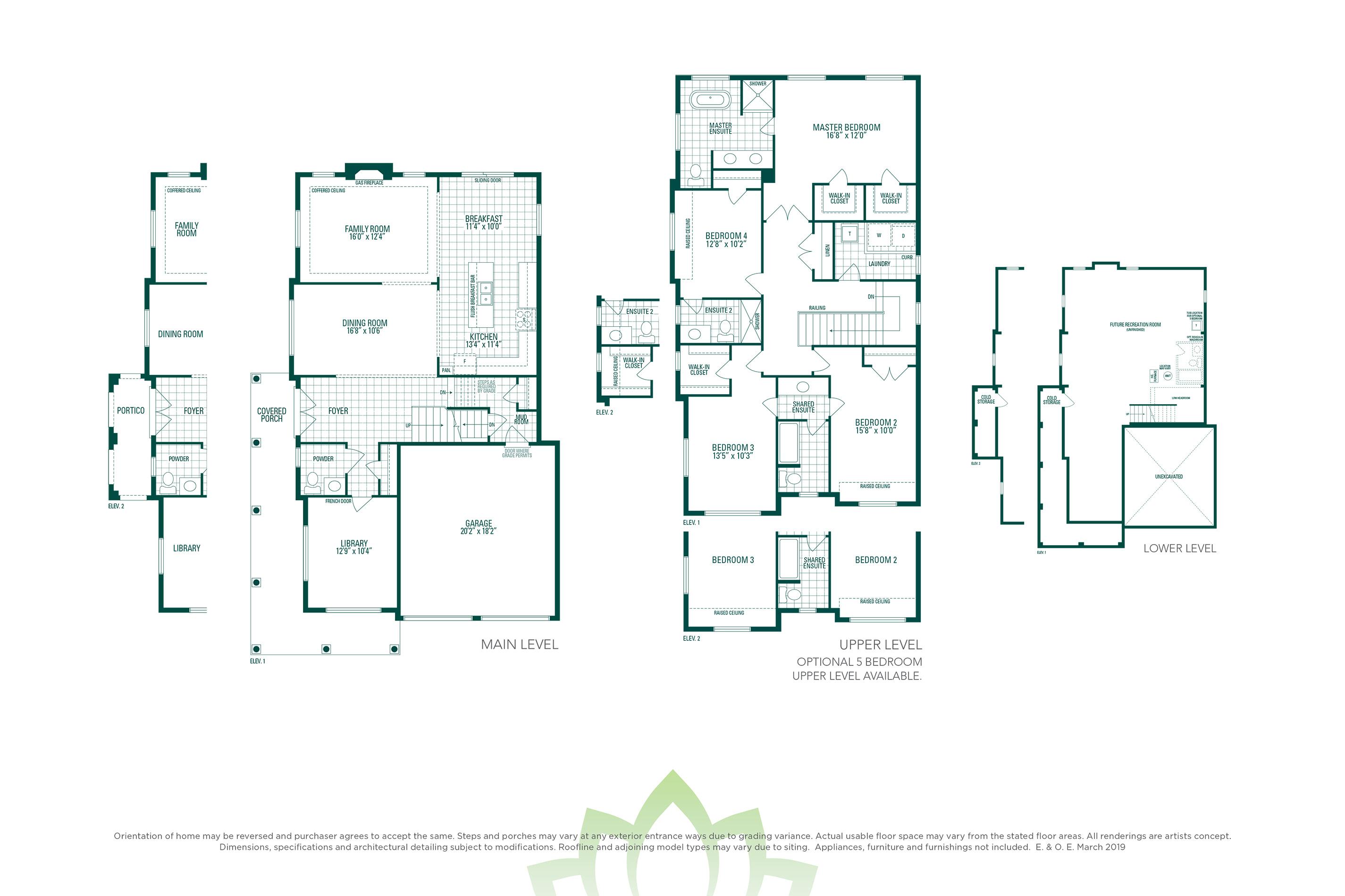 Preston 11 Floorplan