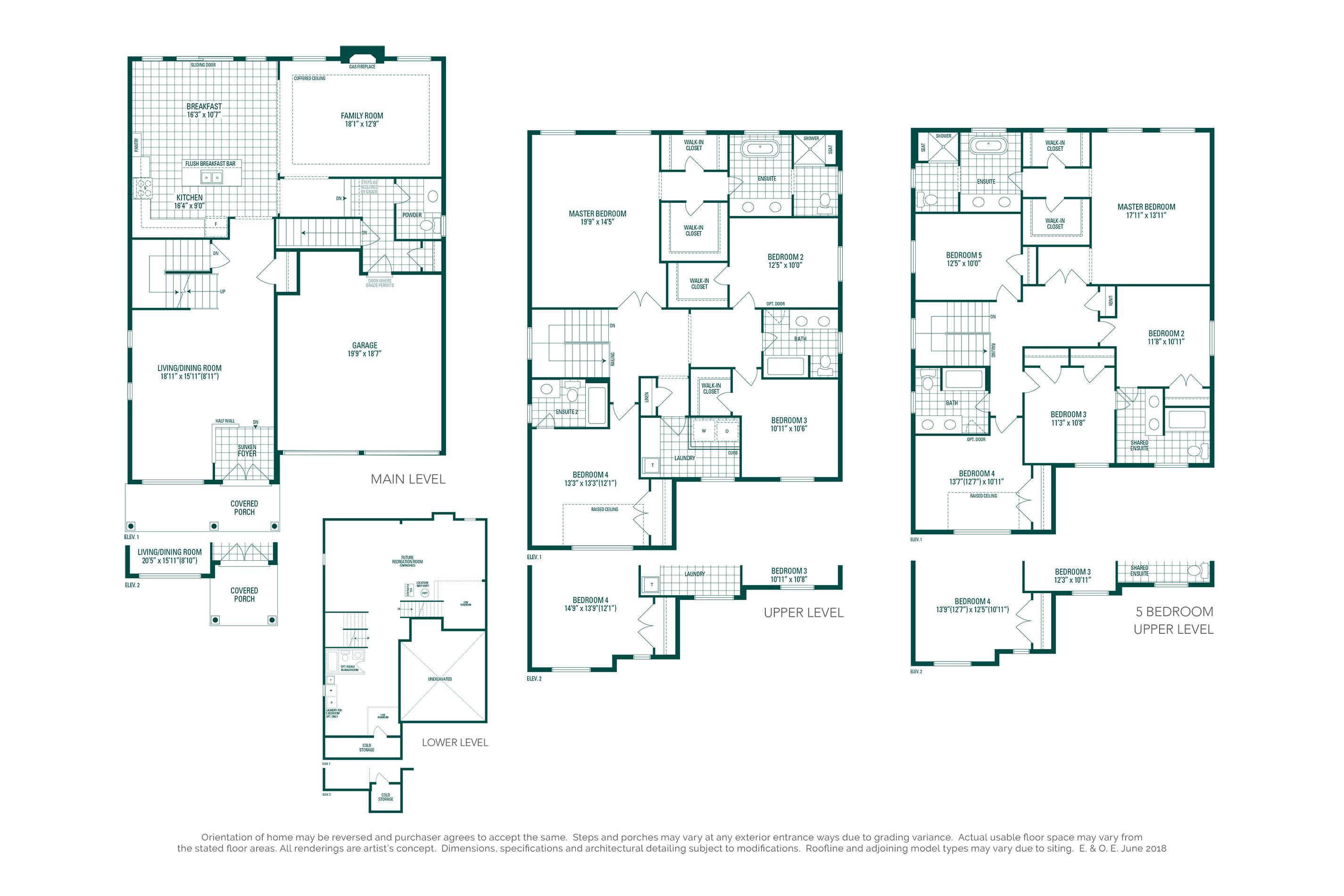 Sandstone 2A Floorplan