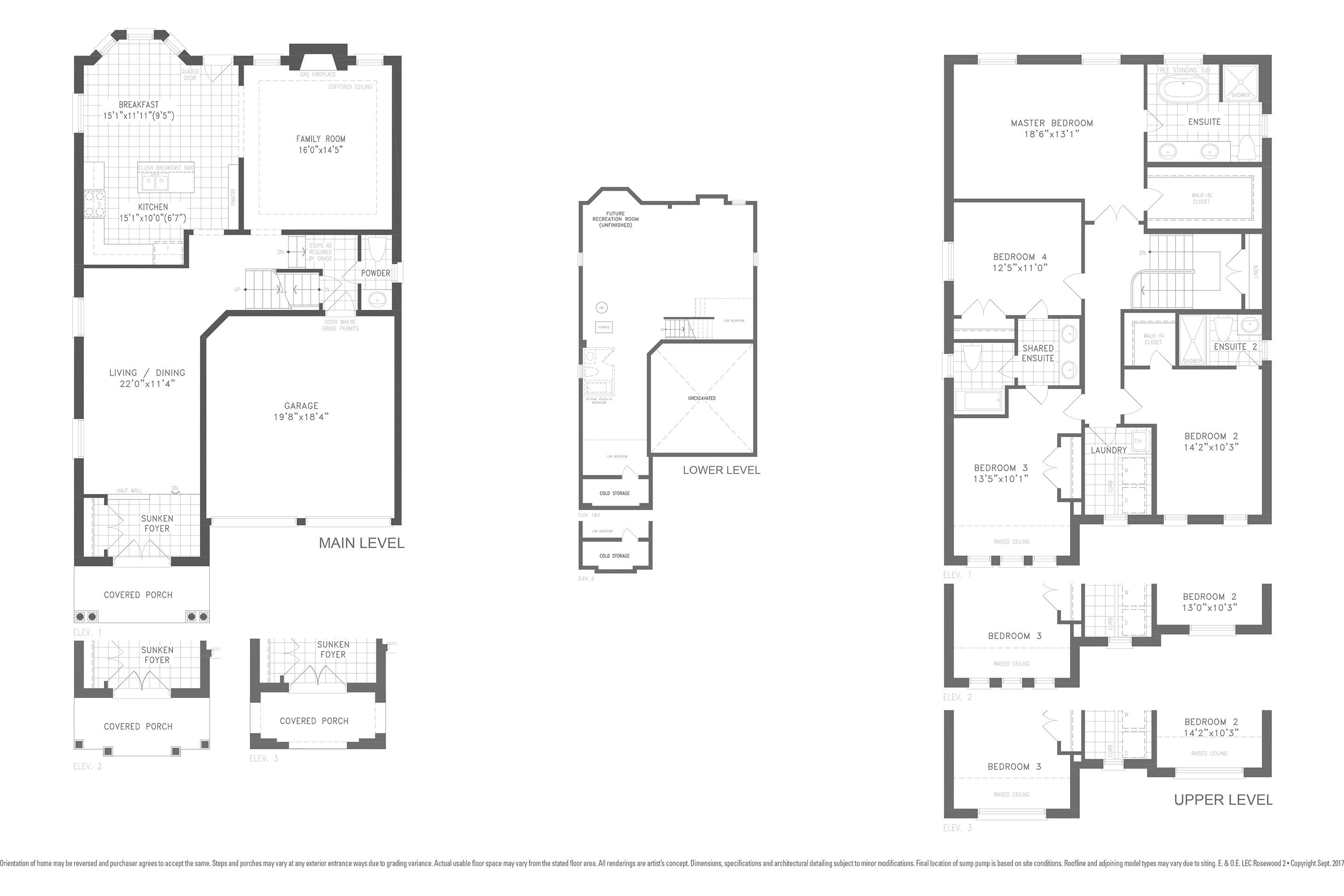 Sawmill 2 Floorplan
