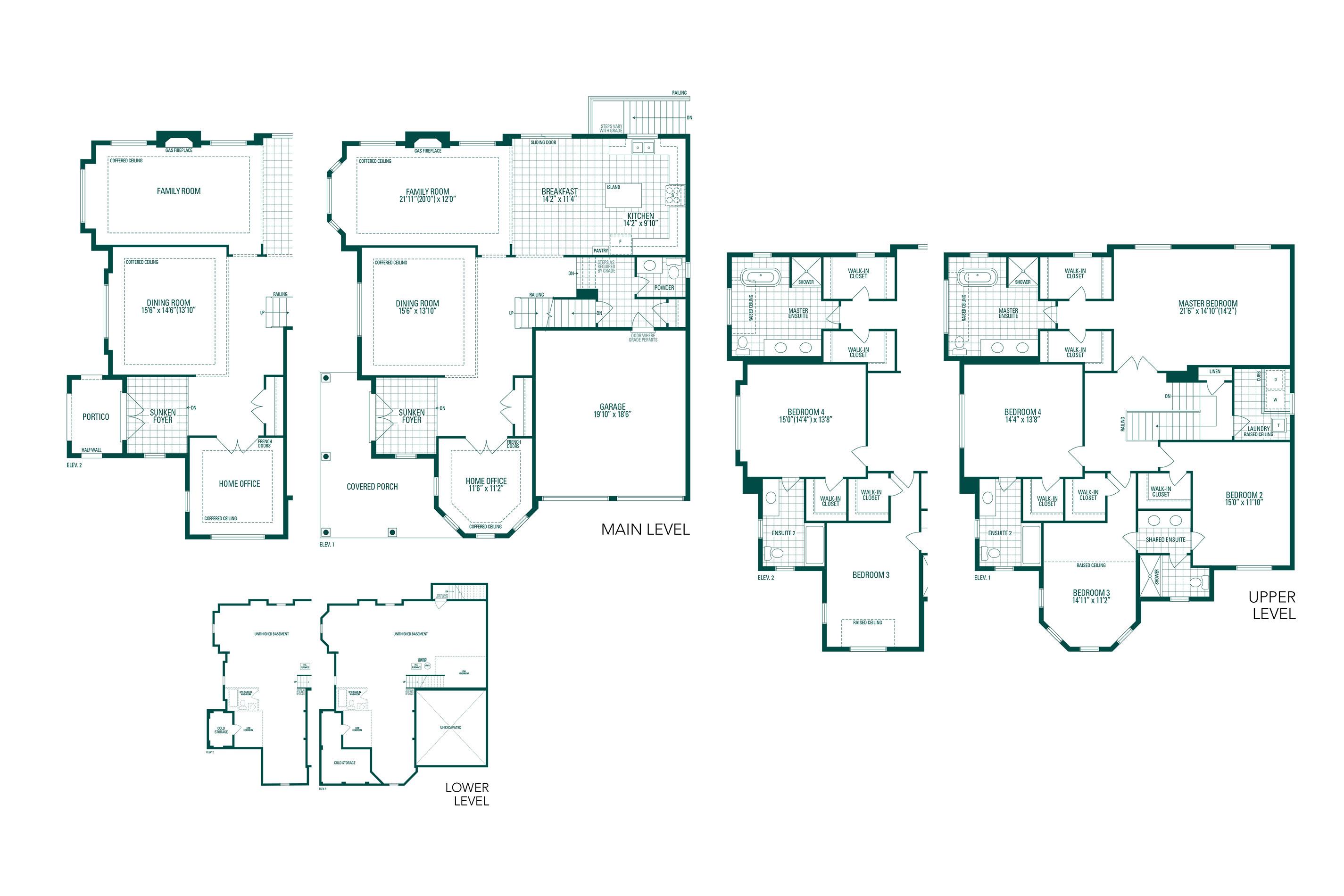 Lot# 24 Meadow March Cresent Floorplan