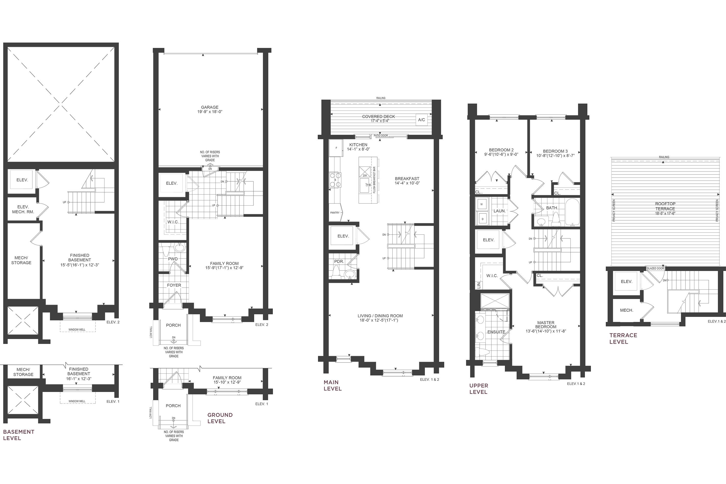 Tannery Floorplan