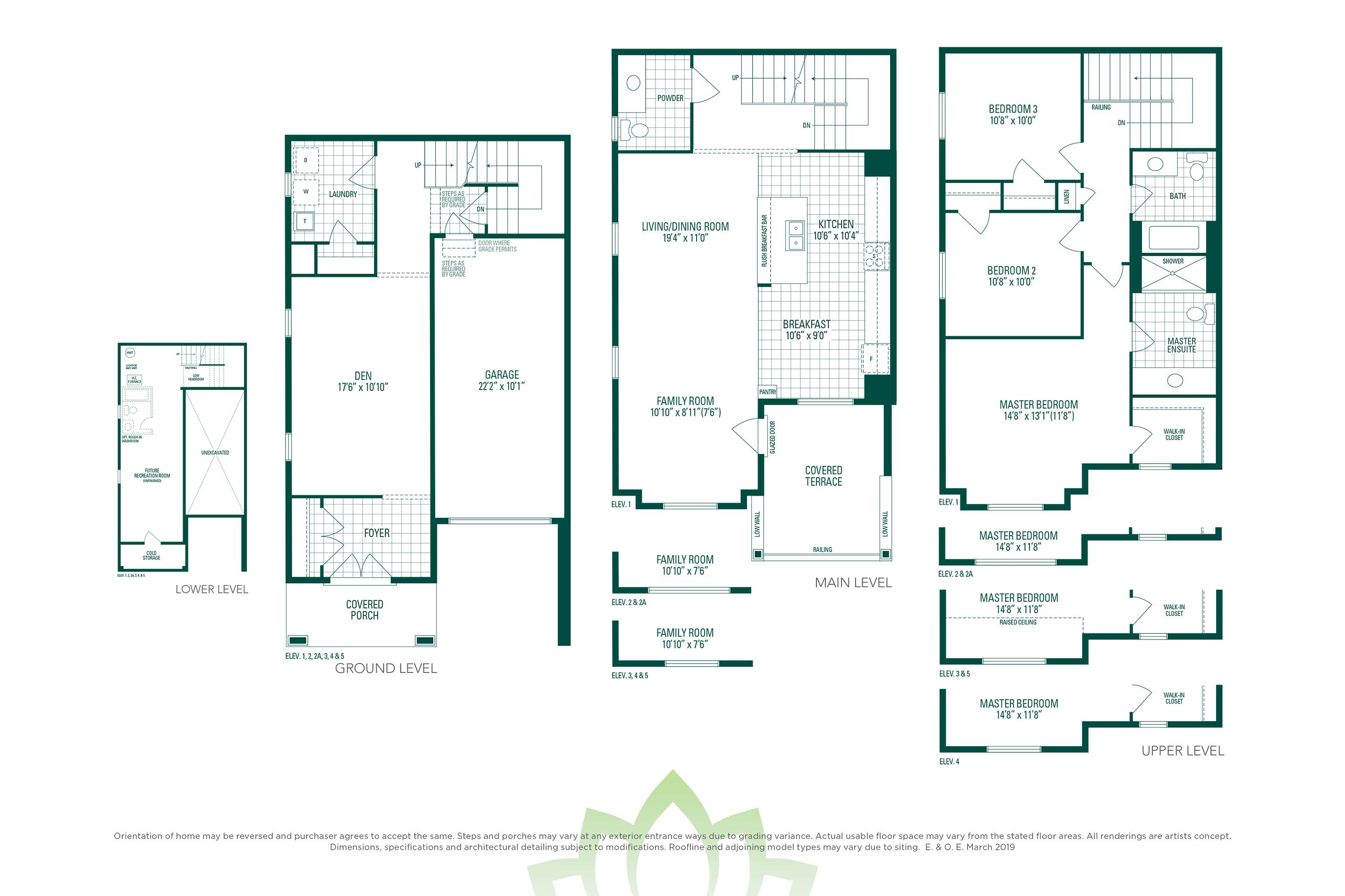 Urban 2 Floorplan