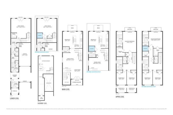 Block-7 T.H. #6 Arianna Crescent Floorplan