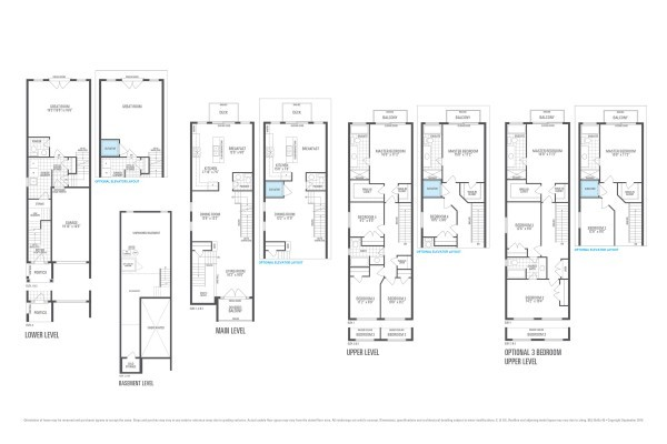 Bella 4E Floorplan