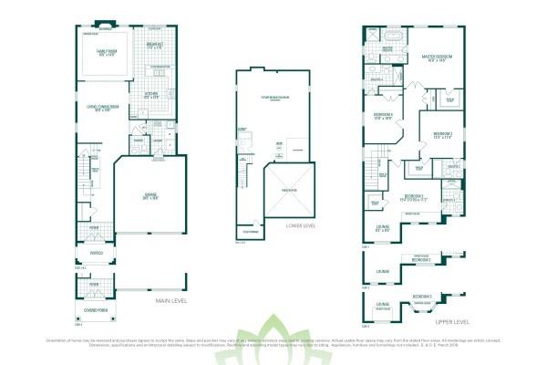 Brentwood 3A Floorplan