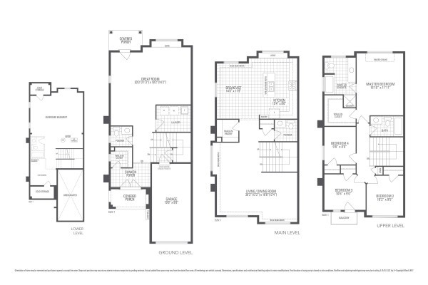 Dewberry 2ES Floorplan
