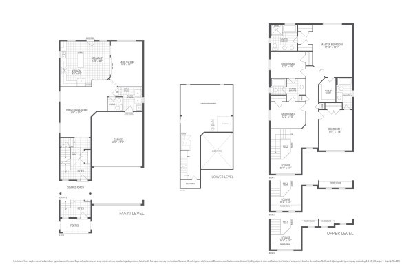 Fleming 1 Floorplan