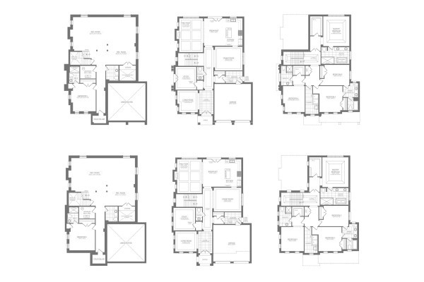 Georgian 1 Floorplan
