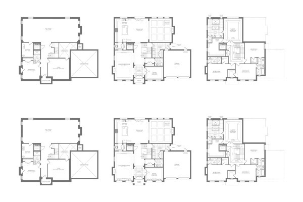 Georgian 3 Floorplan