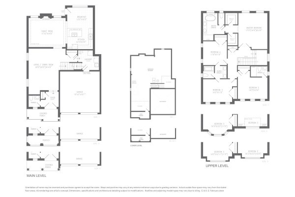 Glenway 2A Floorplan