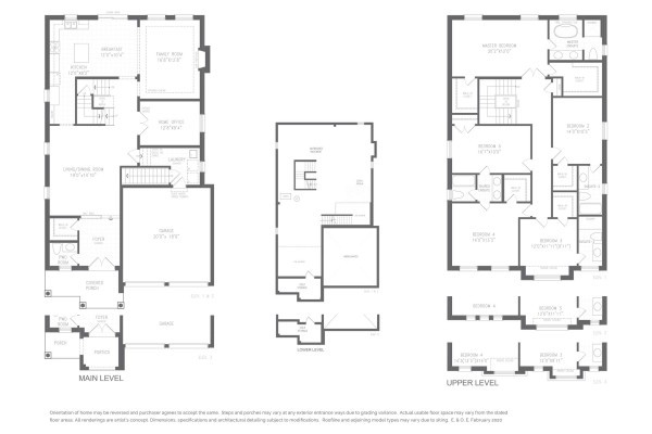 Glenway 7A Floorplan