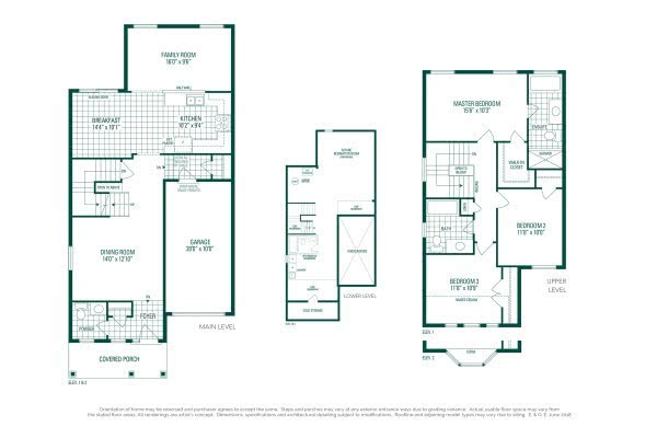 Hemlock 2 Floorplan