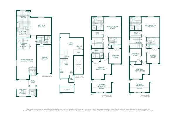 Hemlock 3 Floorplan