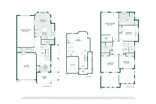 Hemlock 5C Floorplan