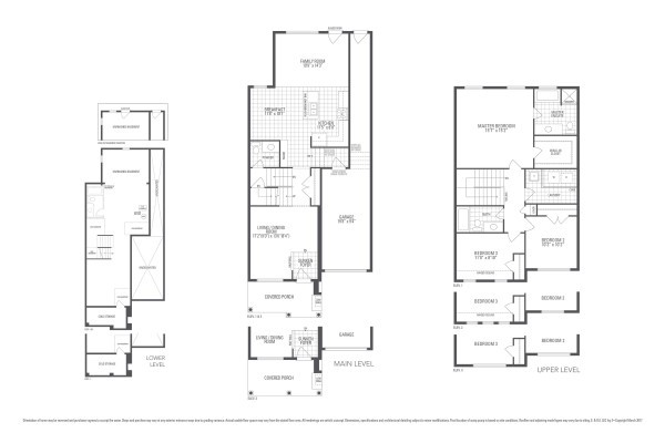 Highgrove 2 Floorplan