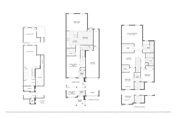 Highgrove 3 Floorplan