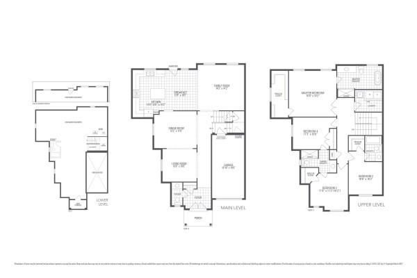 Highgrove 7E Floorplan