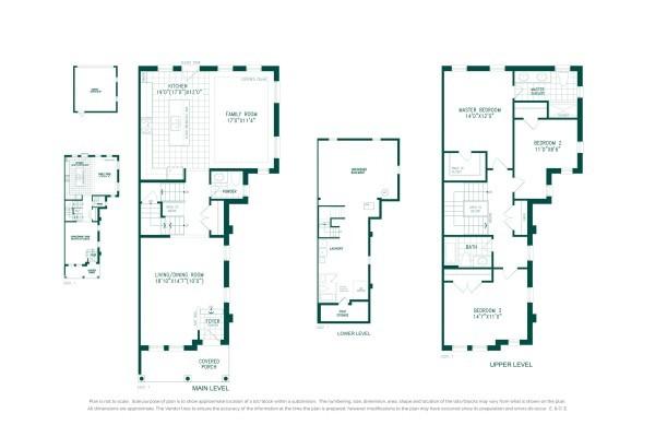 Holland 15 Floorplan