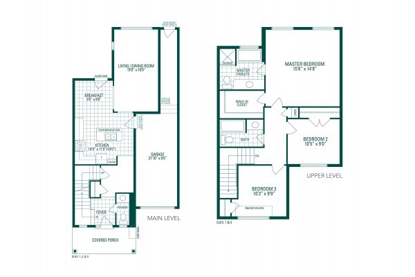 Block-342 T.H. #3 Floorplan