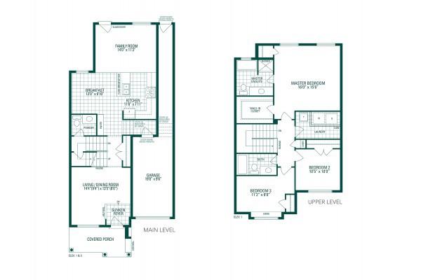 Block-334 T.H. #4 Floorplan