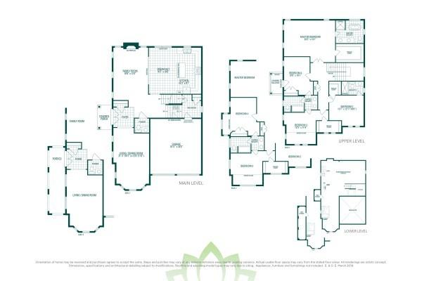 Kinmount 11B Floorplan
