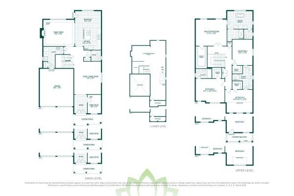 Kinmount 6A Floorplan