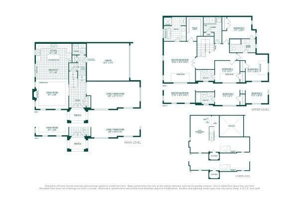 Millwood 12 Floorplan
