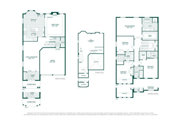 Millwood 2 Floorplan