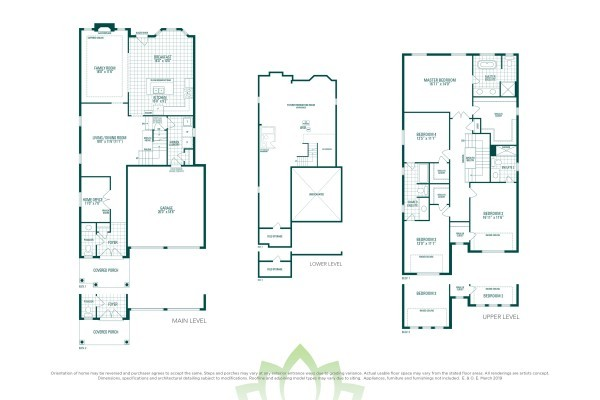 Millwood 5A Floorplan