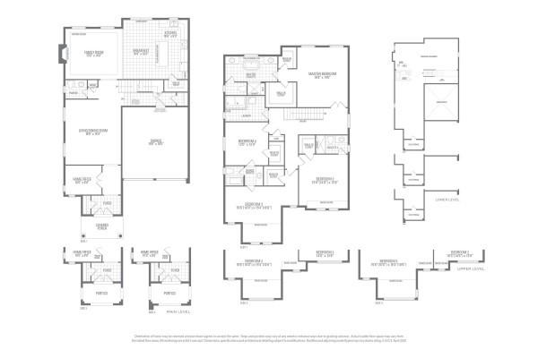 Mountainash Seven Floorplan