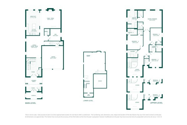 Pinebrook 3 Floorplan